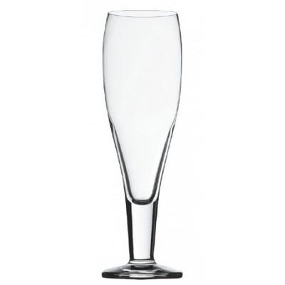 """כוס בירה על רגל 39 ס""""ל קריסטל"""