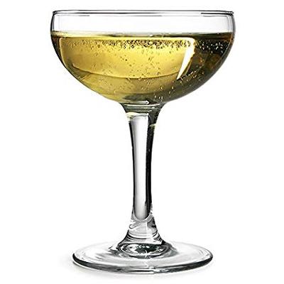 """כוס שמפניה אלגנס 16 ס""""ל"""