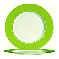 """צלחת 32 ס""""מ אינוה – ירוק"""