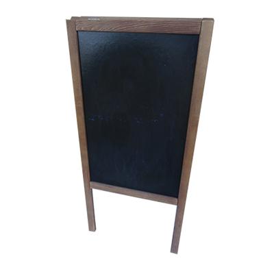 """לוח שחור עומד לרישום 95×45 ס""""מ"""