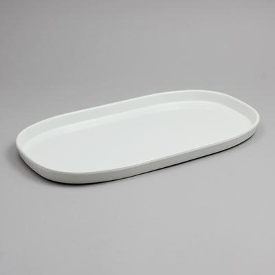 מגש גסטרונום 1/3-20 קפסול מלמין לבן