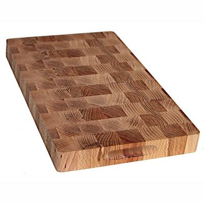 """לוח עץ בוצר גובה 4 ס""""מ אורך 40 / 50 / 60 ס""""מ"""