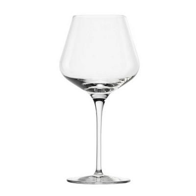 """כוס יין 64 ס""""ל פאשיין בורגנדי קריסטל"""