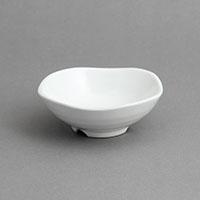 """לפתניה 12.5 ס""""מ דאו מלמין לבן"""