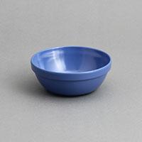 """לפתניה 12X4.5 ס""""מ נערמת מלמין כחול"""