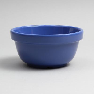"""לפתניה נערמת 11 ס""""מ מלמין כחול"""