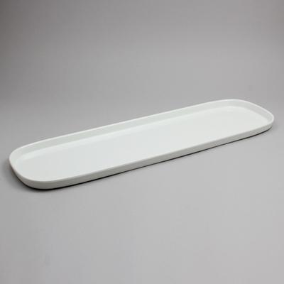 מגש גסטרונום 2/4-20 קפסול מלמין לבן