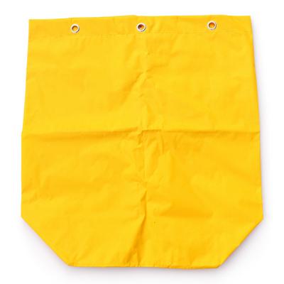 שק צהוב לעגלת ניקיון