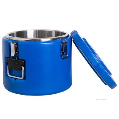 מיכל מבודד 16 קווארטס כחול