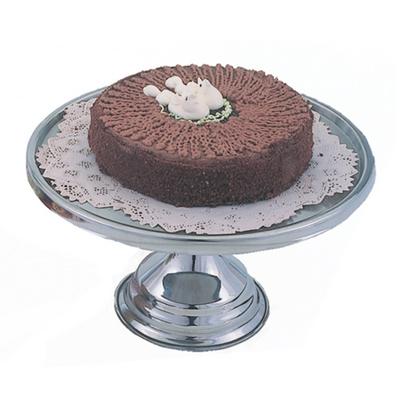 """מעמד עוגה גבוה 30 ס""""מ נירוסטה"""