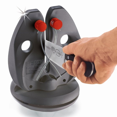 מכשיר השחזה 2 זרועות עם מעמד Dick