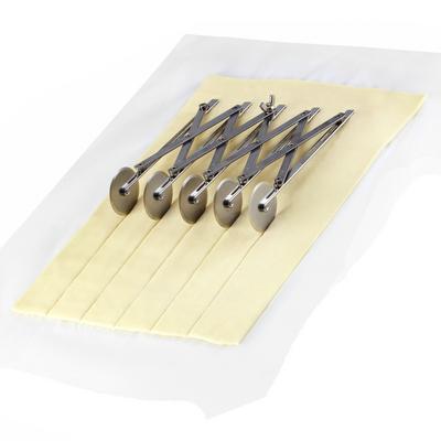 הרמוניקה לחיתוך בצק 7 גלגלים