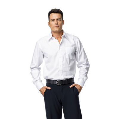 חולצת אלגנט לגבר שחור /לבן – למלצר