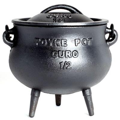 פויקה 1/2 ליטר ברזל
