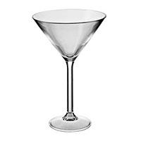 """כוס מרטיני 30 ס""""ל פוליקרבונט"""