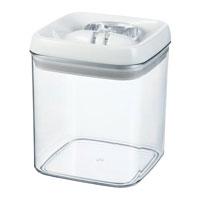 קופסה ריבועית 2.4 ליטר ווקום