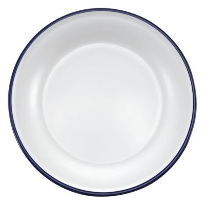 דמוי אמייל פס כחול