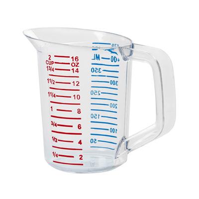 כד מידה קרבונט 0.5 עד 3.8 ליטר